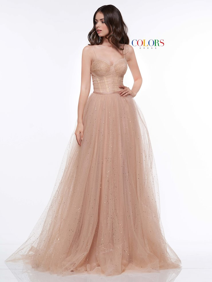 Colors Dress 2072 Image