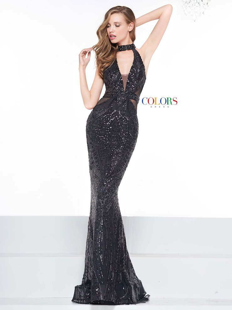 Colors Dress 2073 Image