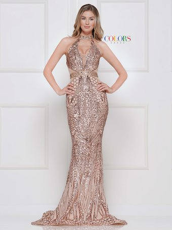 Colors Dress 2073
