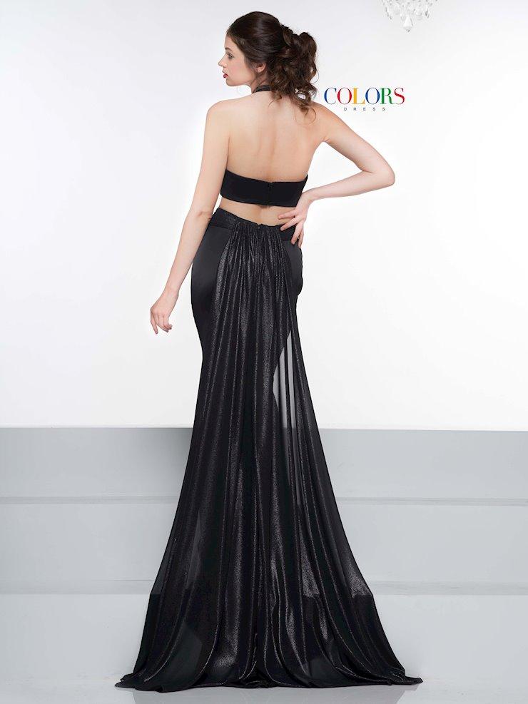 Colors Dress 2074