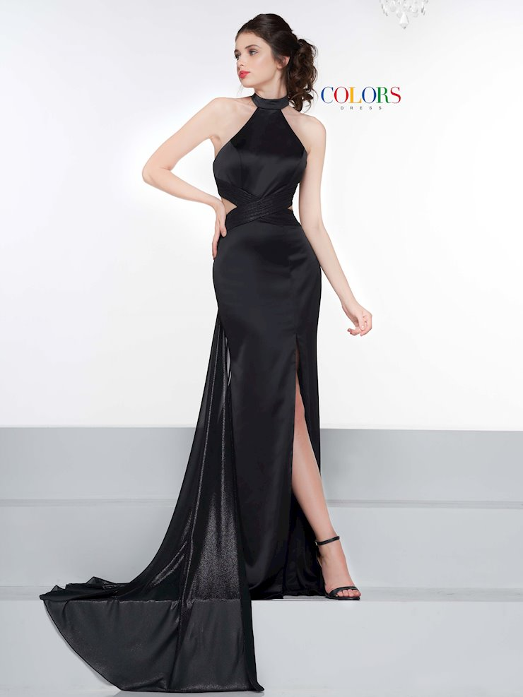 Colors Dress 2074