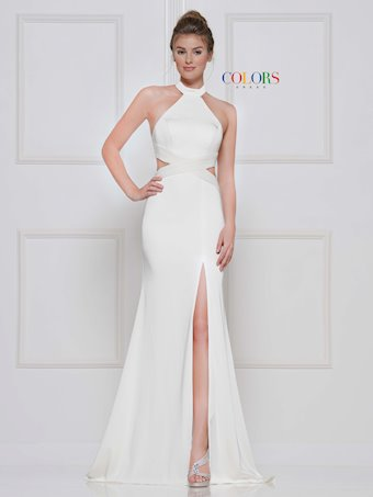 Colors Dress Style #2074
