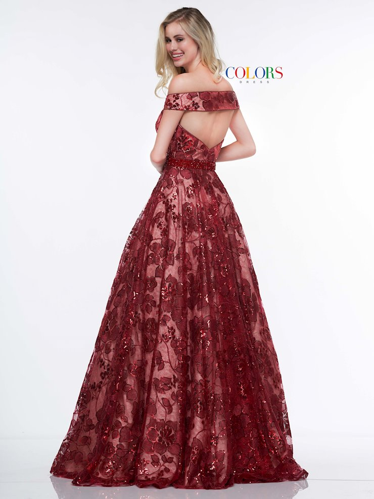 Colors Dress 2079