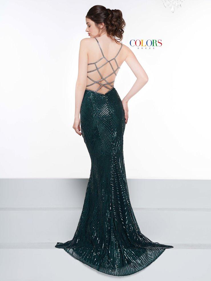 Colors Dress 2080