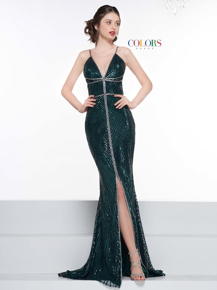 Colors Dress 2080