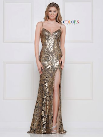 Colors Dress Style: 2080