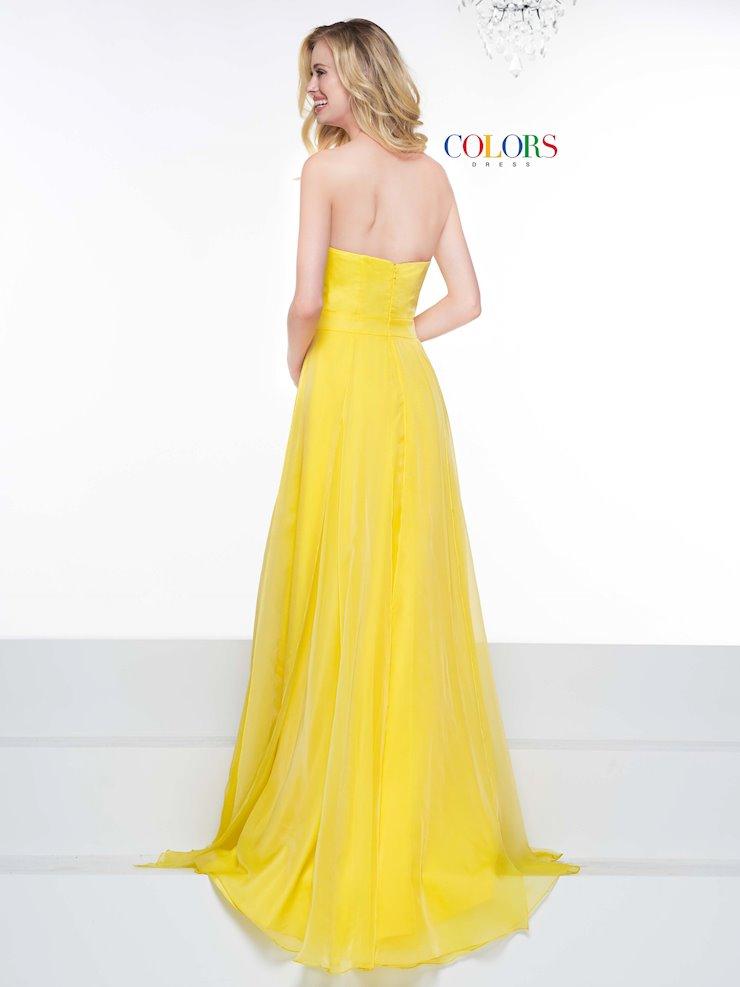 Colors Dress 2081