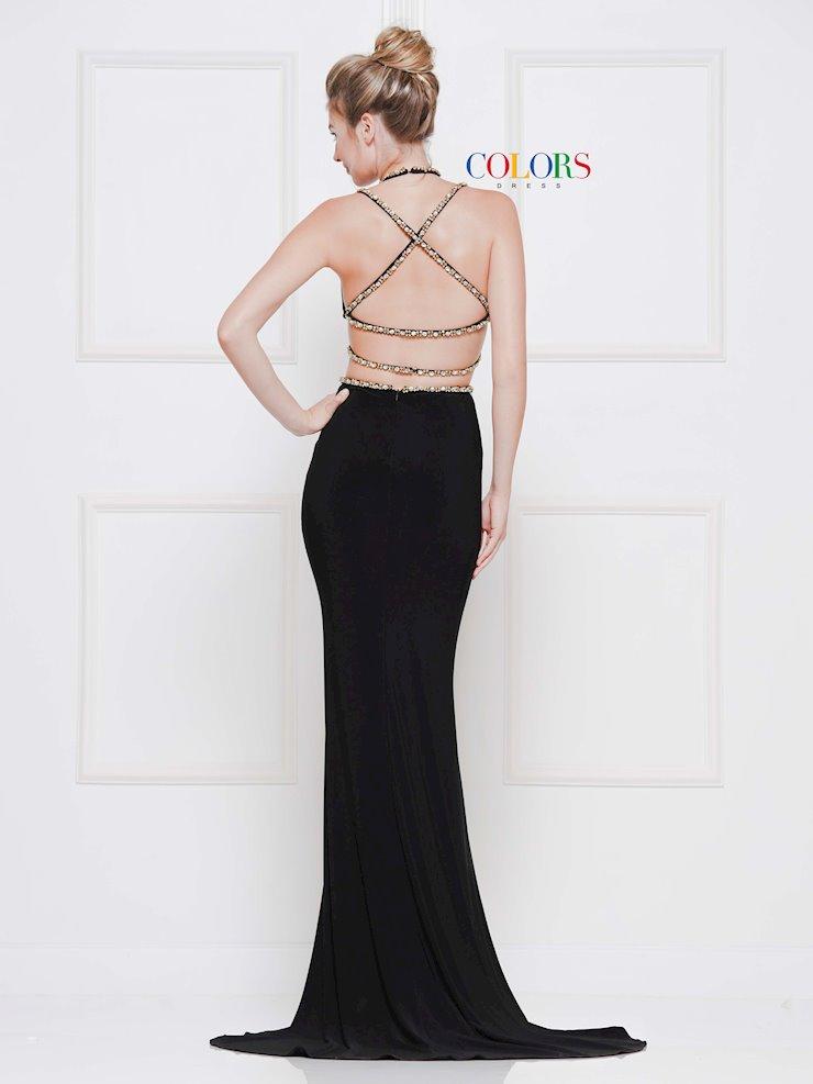 Colors Dress 2084