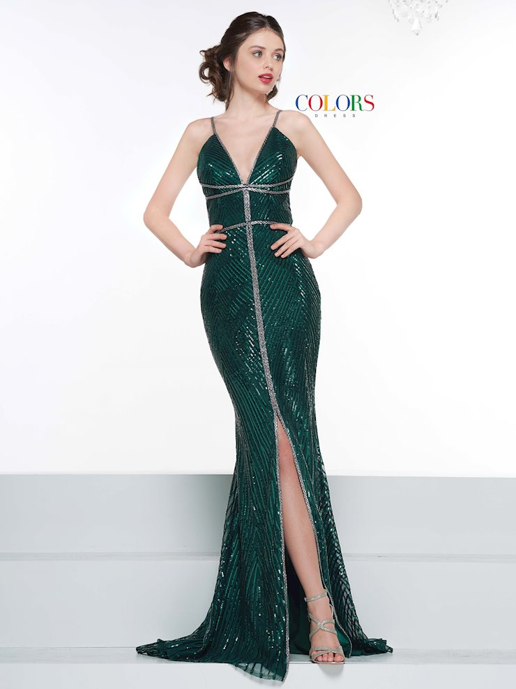 Colors Dress 2086