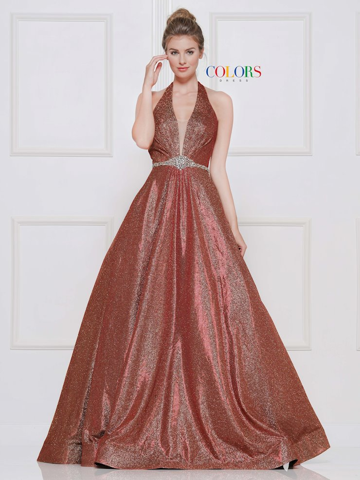 Colors Dress 2087