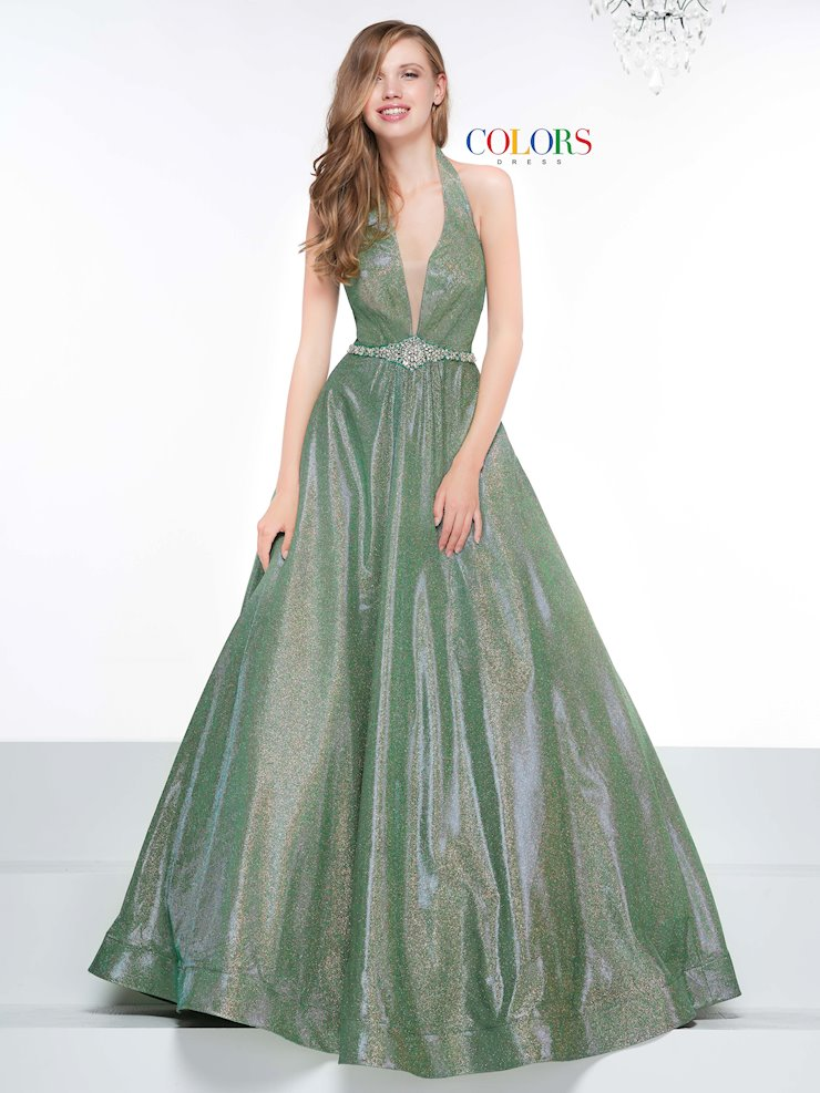 Colors Dress 2087