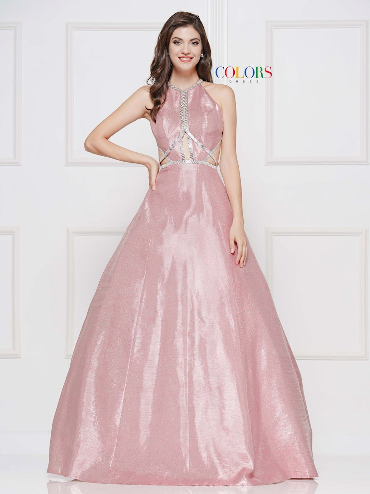 Colors Dress 2089