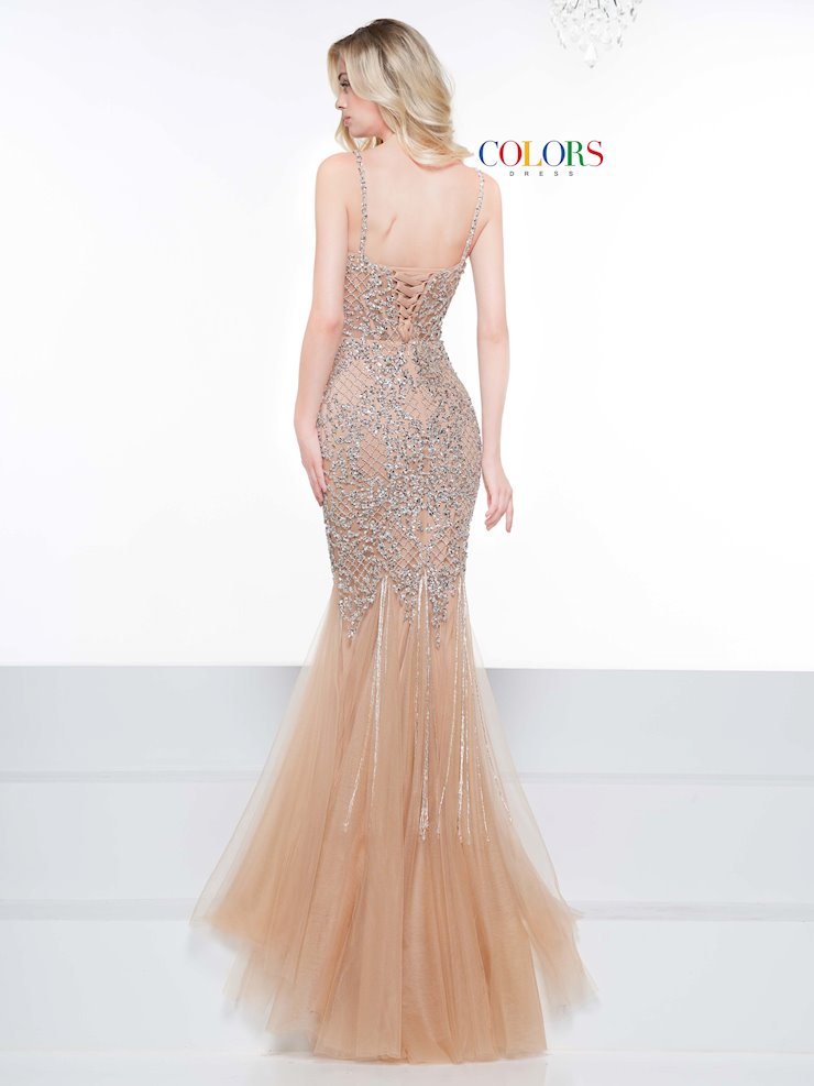 Colors Dress 2091
