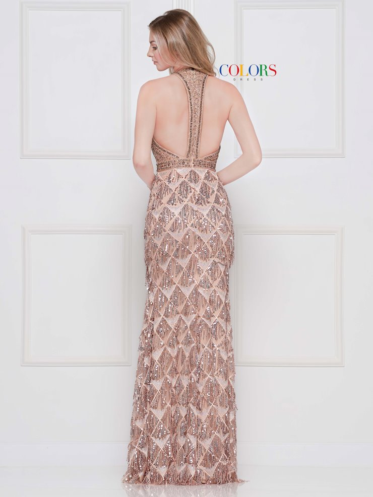 Colors Dress 2093
