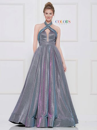 Colors Dress 2094