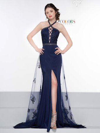 Colors Dress Style No.2095