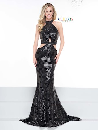 Colors Dress Style No.2098