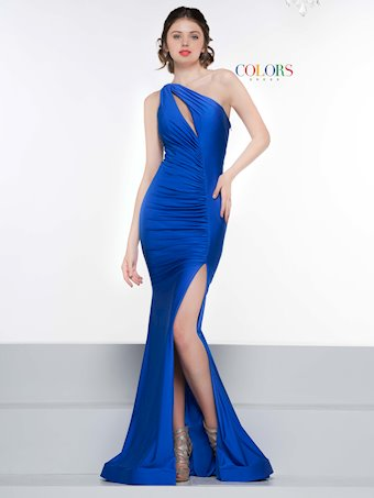 Colors Dress 2101