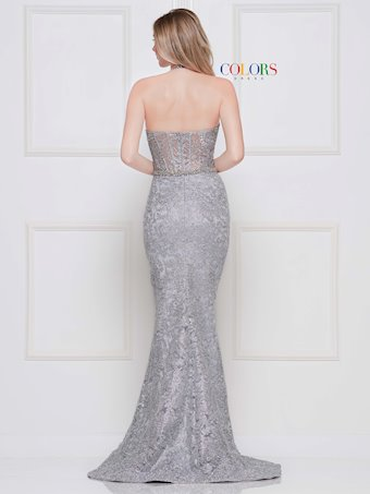Colors Dress #2102