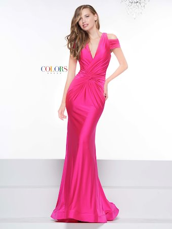 Colors Dress 2103