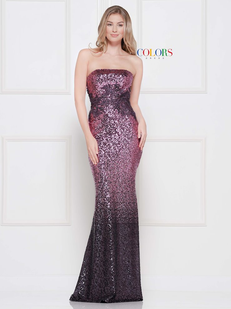 Colors Dress 2104