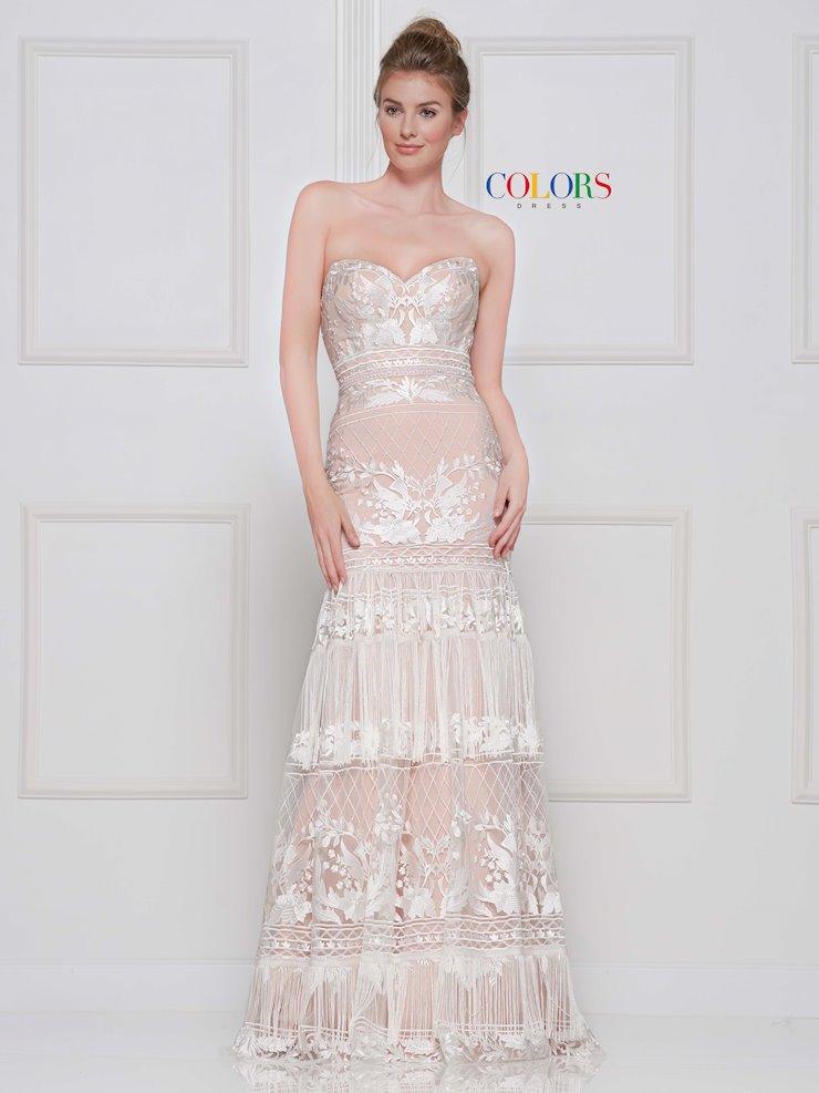 Colors Dress 2105