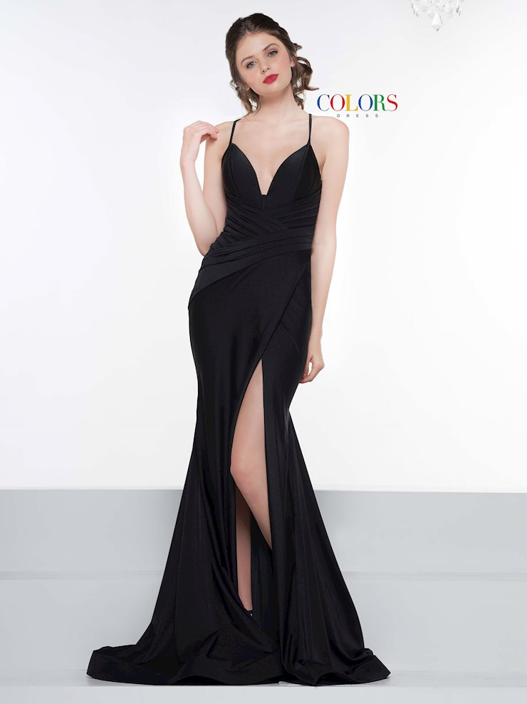Colors Dress 2106