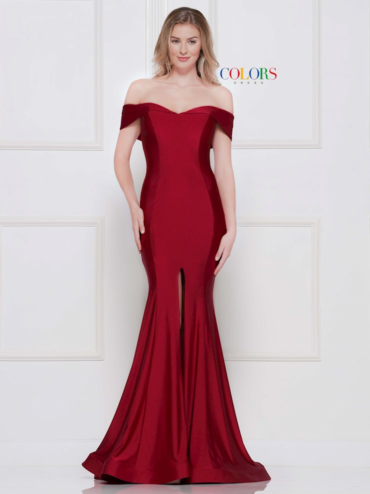 Colors Dress Style No.2107