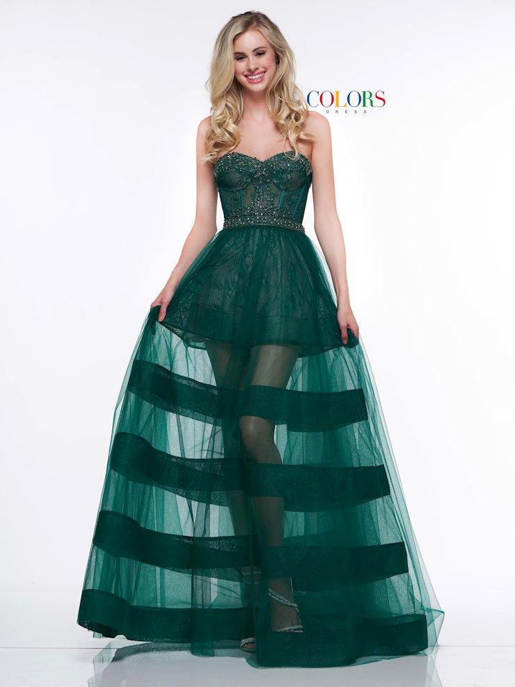 Colors Dress 2108