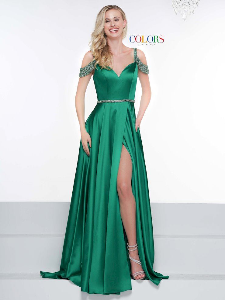 Colors Dress Style No.2109