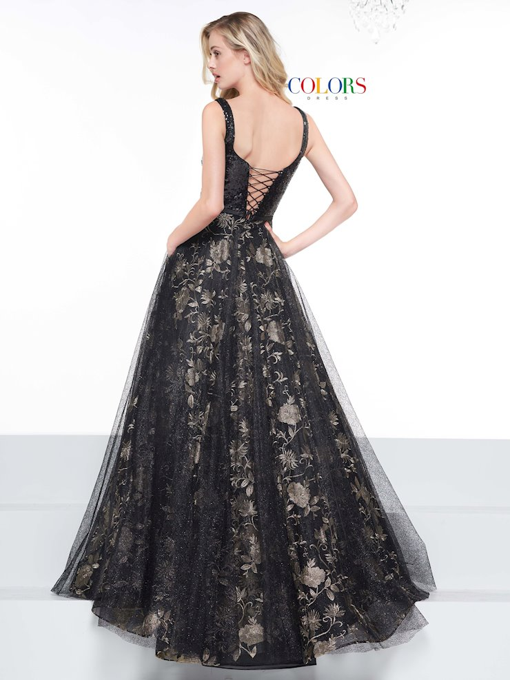 Colors Dress 2111