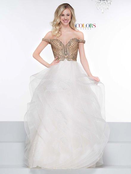 Colors Dress 2112