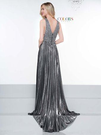 Colors Dress #2115
