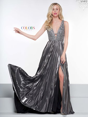 Colors Dress 2115