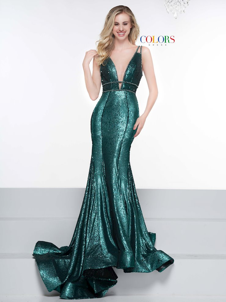 Colors Dress 2116 Image