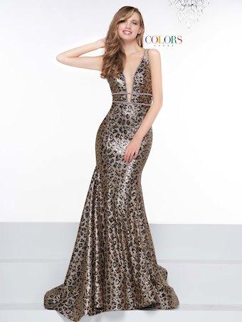 Colors Dress Style No.2116