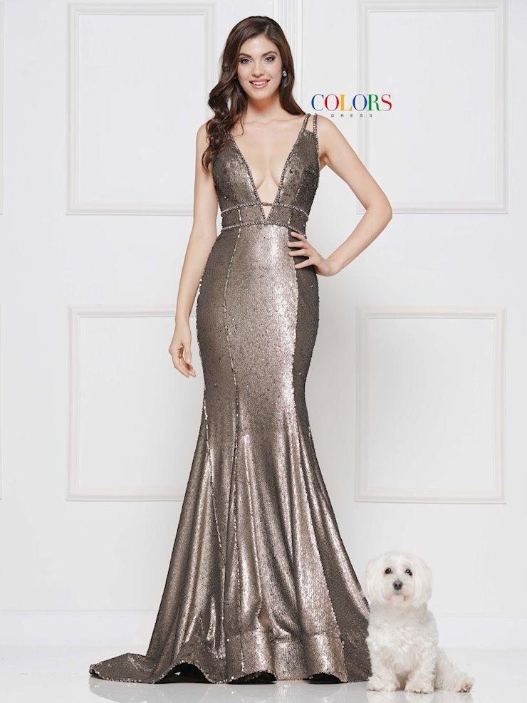 Colors Dress 2116