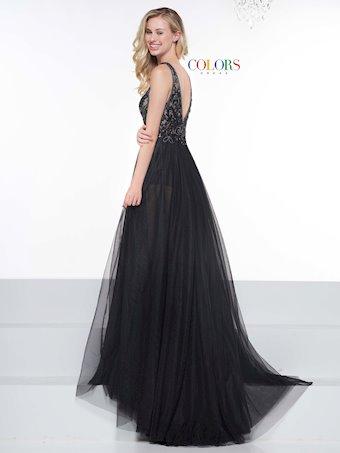 Colors Dress 2117