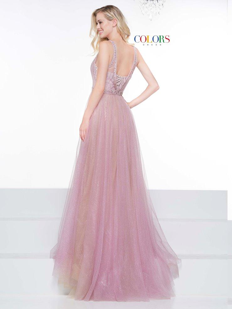 Colors Dress 2119