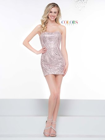 Colors Dress 2119