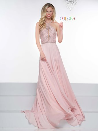 Colors Dress Style No.2124