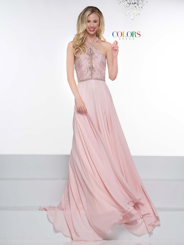 Colors Dress 2124