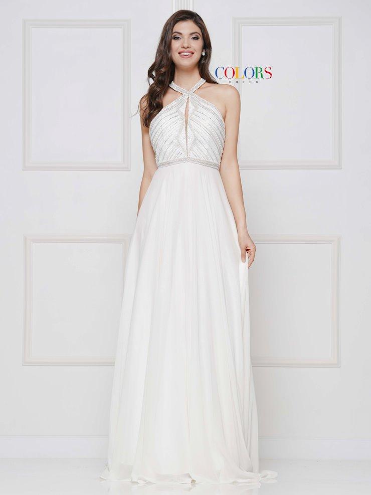 Colors Dress 2124