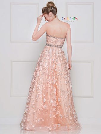 Colors Dress 2127