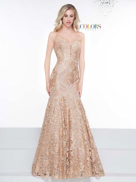 Colors Dress 2128