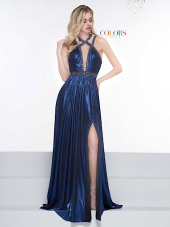 Colors Dress 2129