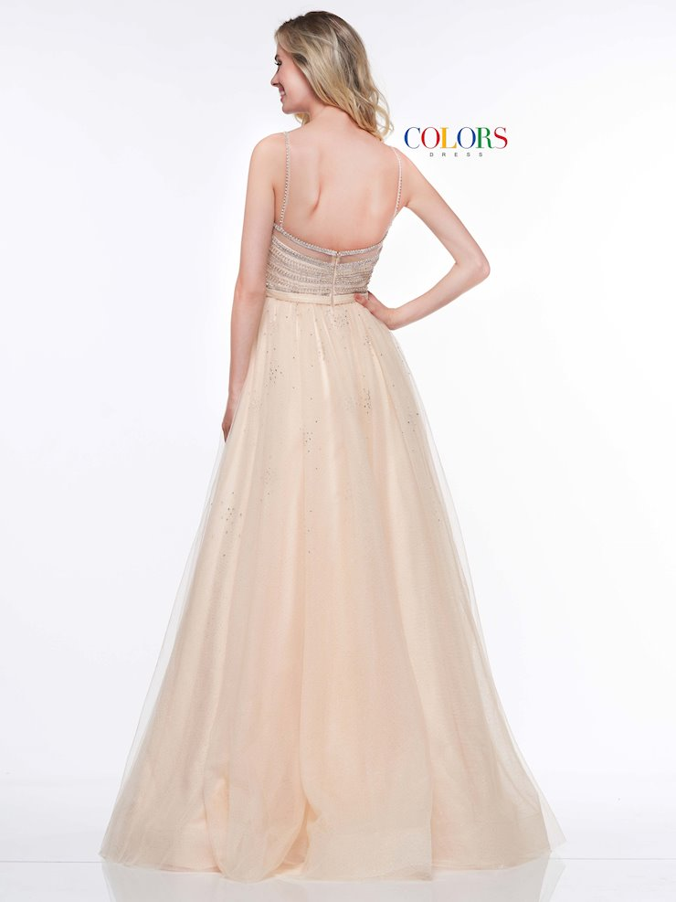 Colors Dress 2132