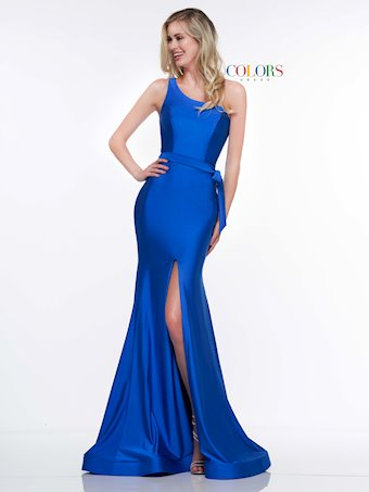 Colors Dress 2133