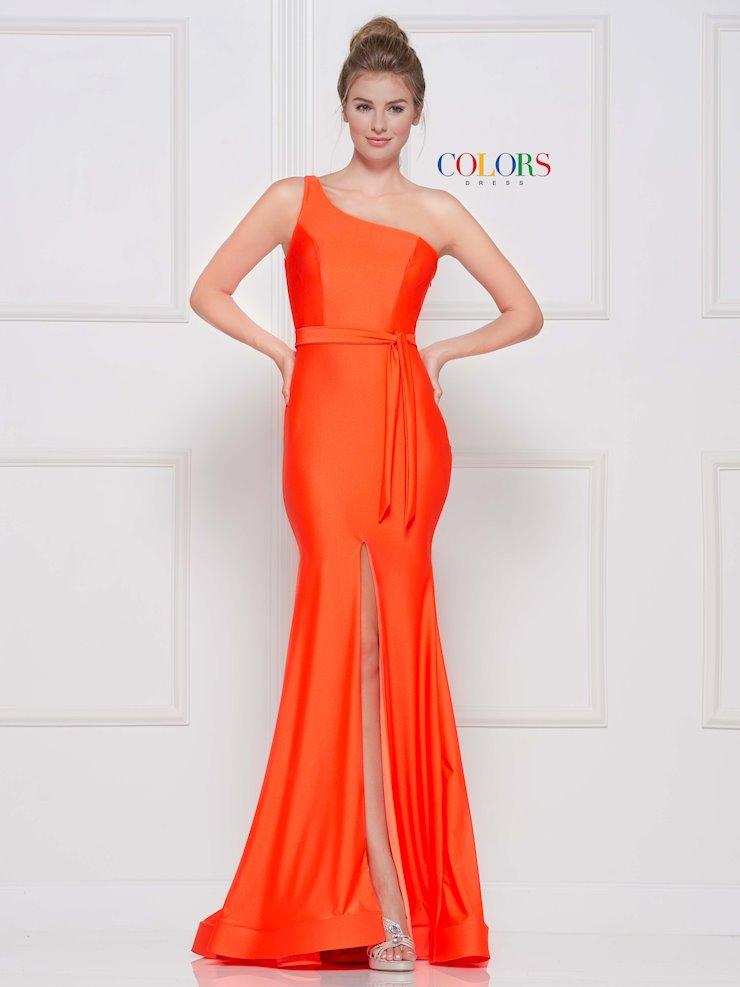 Colors Dress 2133
