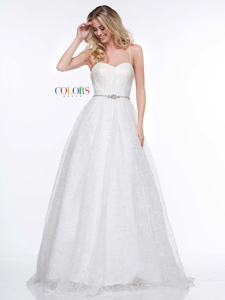 Colors Dress 2134